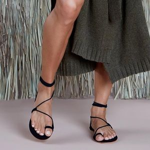 TKEES Shoes | Tkees Lace Up Jo Sandal